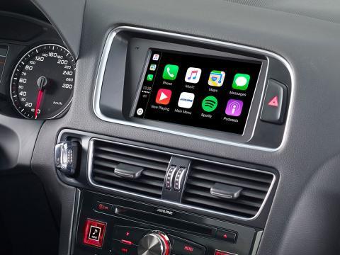 Alpine - Headunits for Audi