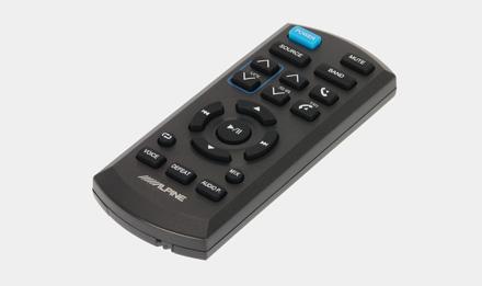 DIGITAL MEDIA RECEIVER WITH BLUETOOTH® - Alpine - UTE-200BT