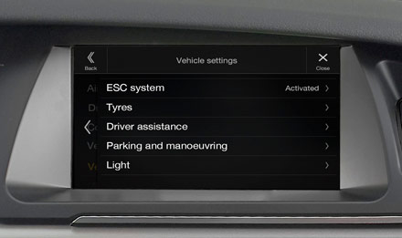 Audi A4 - X702D-A4: Vehicle Information