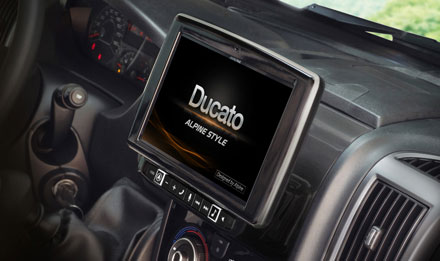 Ducato, Jumper and Boxer - Beautifully designed