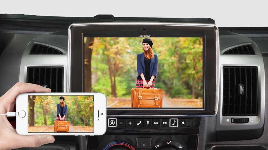 Ducato, Jumper and Boxer - Big Screen Entertainment - i902D-DU