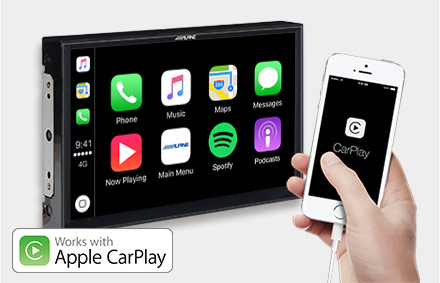 Freestyle - Works with Apple CarPlay - X902DC-F